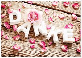 """Danke """"Rose"""""""