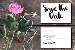 """Save the Date """"TYPO"""""""