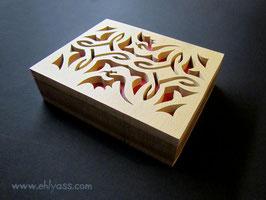 Coffret boîte Dragons médiévaux