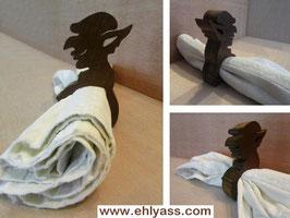 Rond de serviette Troll (épais)
