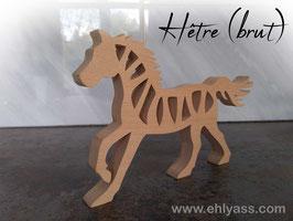 Sculpture Cheval au galop