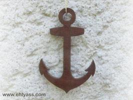 Suspension Ancre de bateau
