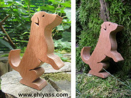 Sculpture Chien Jack Russell