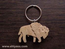 Porte-clé Bison