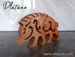 Sculpture petit Sanglier celte historique