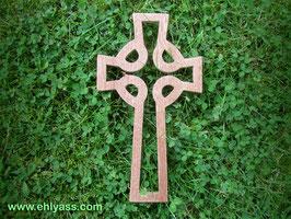 Sculpture murale Croix celtique