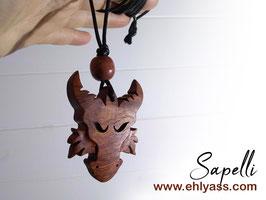 Amulette Tête de Dragon