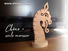 Sculpture viking Drakkar simple (FIN)