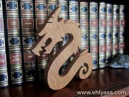 Sculpture Dragon sinueux (FIN)