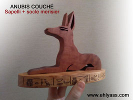 Sculpture Anubis (3 versions)