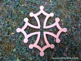 Suspension Croix du Languedoc