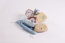 Gefülltes Brotsäckli aus Edelweiss