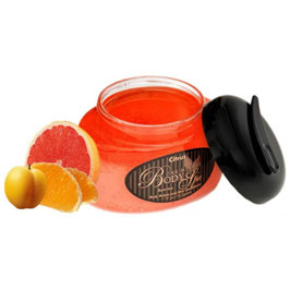 Gommage gourmand Cocktail de fruits Sunrise  /  283gr - One Minute