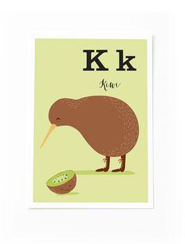 SALE - K wie Kiwi