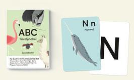 ABC Erweiterungsset – Tieralphabet