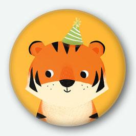 Magnet Tiger Geburtstag