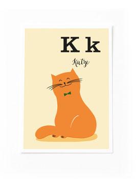 SALE - K wie Katze