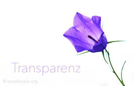 Transparenz