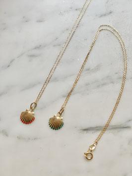 collier coquillage petit modèle