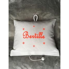 boite a musique PERSONNALISEE coton blanc