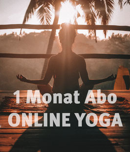 1 MONAT ALL YOU CAN YOGA