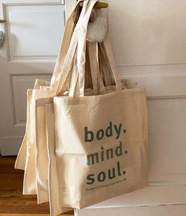 Tragebeutel body.mind.soul.