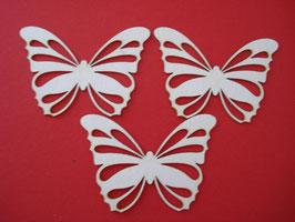 Chipboard Schmetterlinge einfach