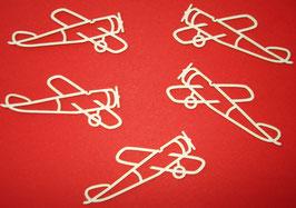 Chipboard Flugzeuge