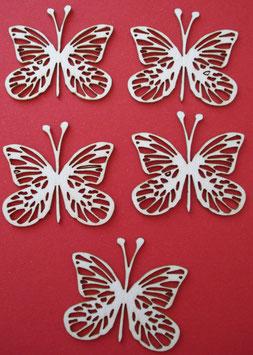 Chipboard Schmetterlinge mit Füllern