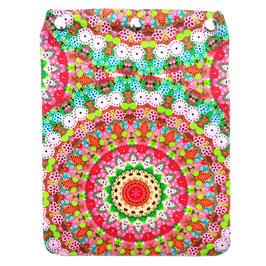"""Taschendeckel Modell """"Blumenteppich"""""""