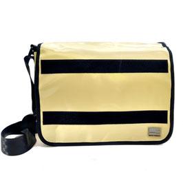 Messenger Tasche Creme