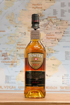 Powers Gold Label Irish Whiskey 43,2%