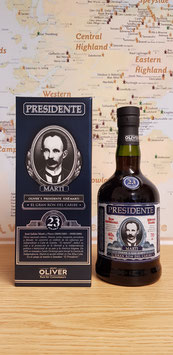 Presidente Rum, 40%