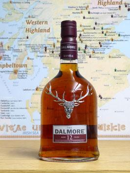 Dalmore, 12 Years 40%