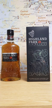 Highland Park 18 Jahre, 43%
