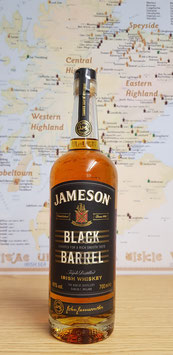 Jameson Black Barrel 40%