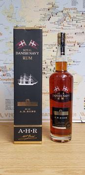 A.H. Riise - Danish Navy Rum - 40% vol. 0,70l