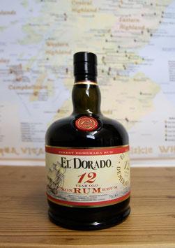 El Dorado 12 Years, 40%