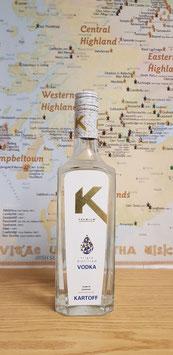 Wodka Kartoff, 40%