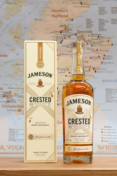 Jameson Crested + GB 40%
