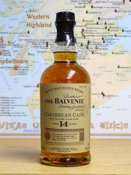 The Balvenie 14 Jahre Carirbien Cask, 43%