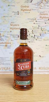 Santiago de Cuba 0,7 L.  438%