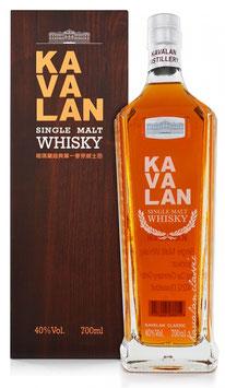 Kavalan - Single Malt - 40% ( TAIWAN )