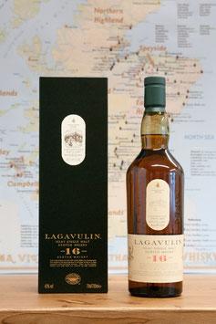 Lagavulin 16 Jahre, 43%