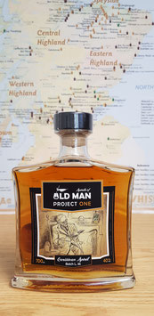 Old Man Rum - Project ONE - Carribbean Spirit, 40% vol., 0,70l