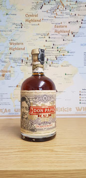 Don Papa Rum 7 Years Old 40% 0,7 l