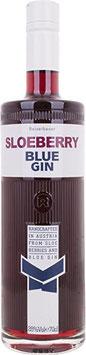 Reisetbauer Sloeberry Blue Gin 28% vol.