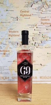 G9 - Kobernaußerwald Gin 42%  vol. 0,35l
