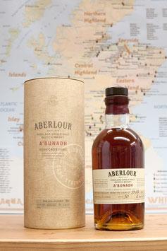 Aberlour A'BUNADH Spanish Oloroso Cask Strength, 60,3%