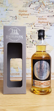 Hazelburn Springbank 10 Jahre, Bourbon Cask, 46%
